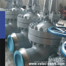 Válvula de compuerta de compuerta y forjada (Z41)