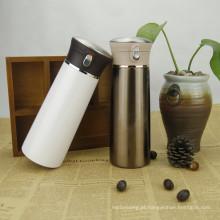 Garrafa de vácuo de aço inoxidável de 300ml Eco-Friendly