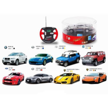 1: 43 Radio/C Famous Car with 5 Function with Light/Body