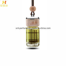 Car Decorate Pendant with Glass Bottle Perfume