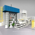 Prensa hidráulica automática LFT-D