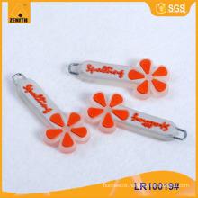Rubber Zipper Puller/Silicon Zipper Slider LR10019