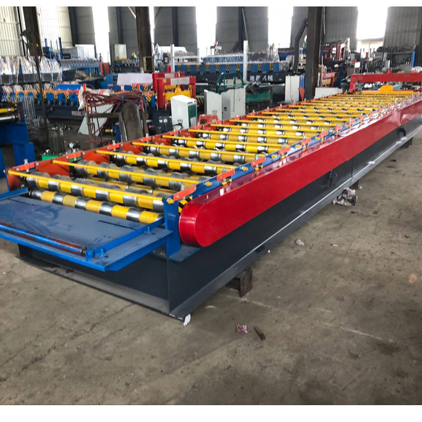 Trapezoid Roof Machine
