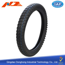 6pr and 8pr Famous Brand Motorcycle Tire 2.75-18 Front