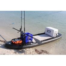 Черный Надувной Свет Встать Sup Pad Pad платы для Рыбалки