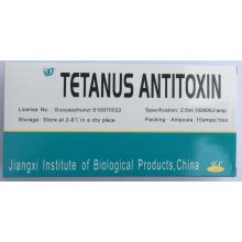 Tetanus Antitoxin Injection for Human Therapy 10000IU Equine