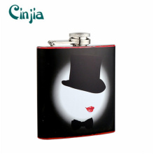 6 Oz Stainless Steel Wine Flask for Reasonable Price