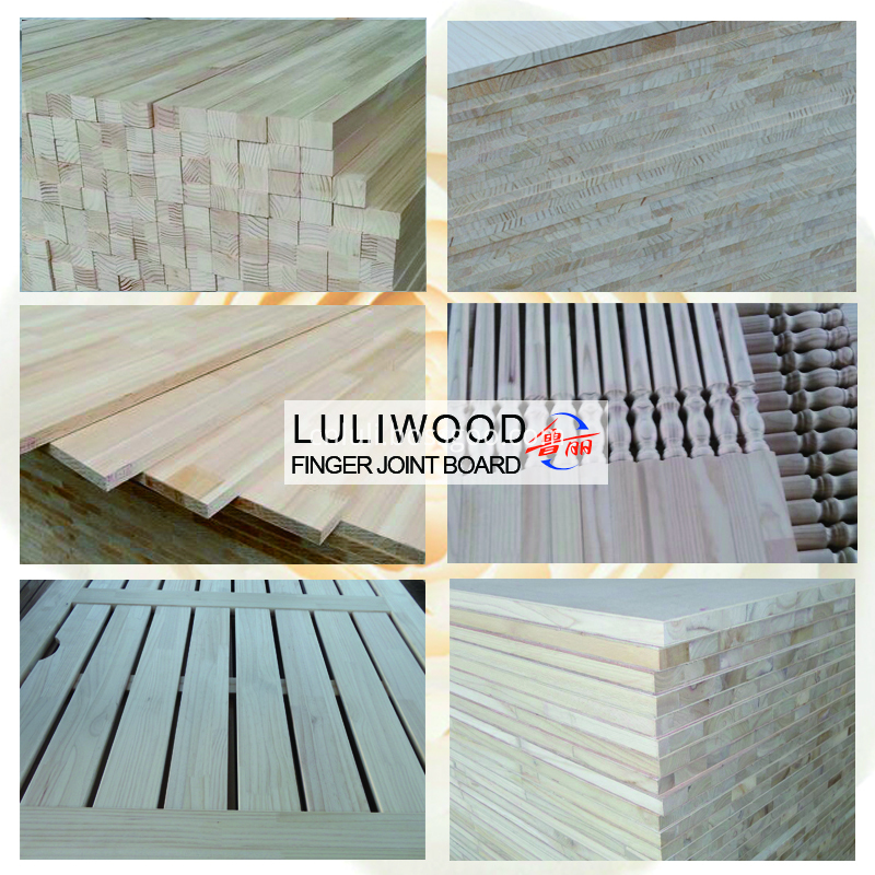 luliwood finger joint board of sally 2