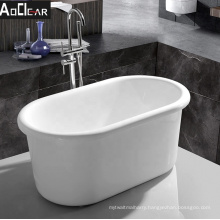 Aokeliya acrylic freestand bathtub simple and cheap bathtops bathtubs bath tub online