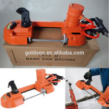 Portable Handheld Speed Variable Metal/Steel Cutting Pneumatic Mini Band Saw