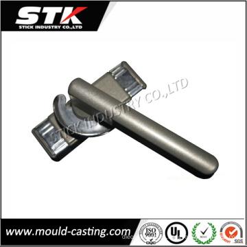 Inyección de aluminio Die Casting Window Handle Hardware Parts