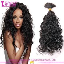 Usine directe en gros de cheveux humains en vrac Brazillian Human Hair Bulk