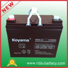 Freies Verschiffen Mf 12 V Bleisäure Batterie 12 V 35ah AGM Batterie