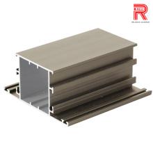 Aluminium / Aluminium-Extrsionsprofile für Glasfenster / Türen / Vorhangfassaden