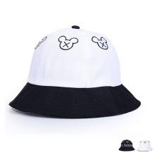 Fashion Embroidered Cotton Twill Leisure Bucket Hat (YKY3205)