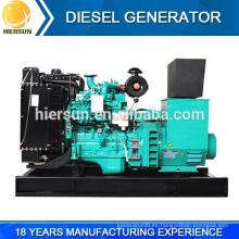 Alta clase de protección 45 kva diesel generador, 50 / 60hz 45 kva diesel generador