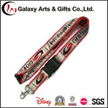 Талреп атласная лента с логотипом безопасности пряжки/ткани