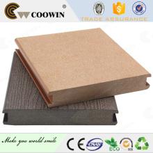 Plancher composite plancher solide WPC decking / balcon floor