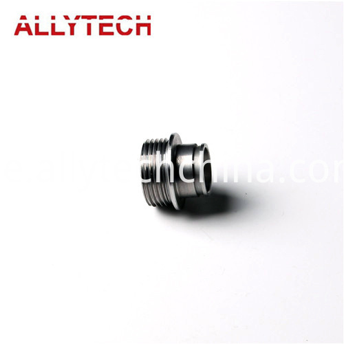 steel cnc machining connector