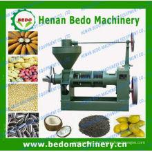 Máquina de prensa automática de óleo de amendoim frio 0086133 4386 9946