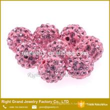 Résultats de bijoux de bracelets à bas prix en gros Shamballa perles