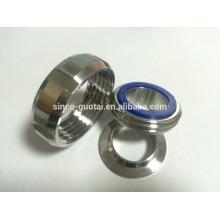fornecedor e preço da união da tubulação do din do aço inoxidável sanitário