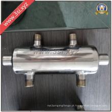 Ss cabeçalho para bomba / sistema de tratamento de água (YZF-MS108)