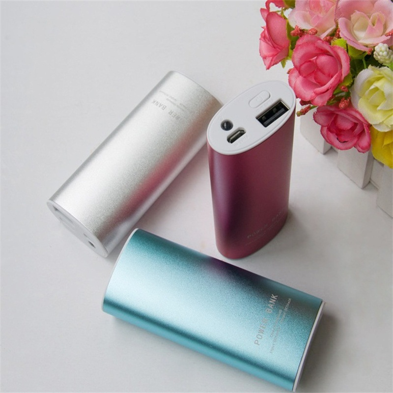 Power Supply 5600mah Battery Power Bank