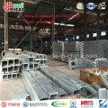 ASTM A53 Grade B Hot-DIP Galvanized Square Steel Pipe