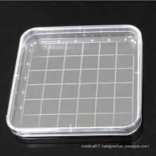 High Quality Disposable Laboratory Sterile Culture Petri Dish