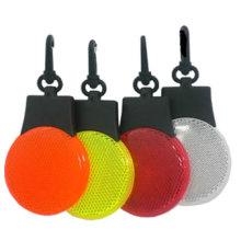 Marqueur LED Reflex; Porte-clés en plastique à réflecteur