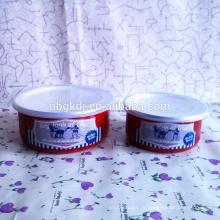 Легкий очистьте и здоровье 5 шт красный эмаль ледяной шар