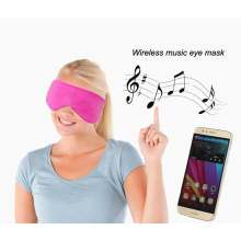 Soft comfort light weight bluetooth stereo earphone eyemask