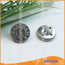 Bouton de couture personnalisé / boutons uniformes Metal BM1242