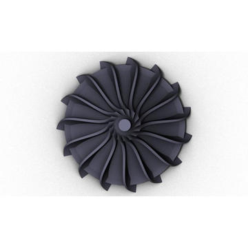Impeller for Centrifugal Slurry Pump