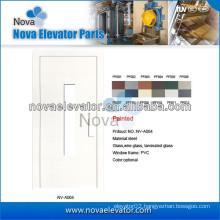 Elevator Door, Elevator Semi-Automatic Door, Elevator Swing Door