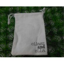 Bolsa tejida pequeña con logotipos de impresión (GZHY-DB-004)