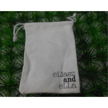 Маленький Сплетенный Пакуя мешок с логотипом печати (GZHY-дБ-004)