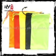 Китай Поставщик красочные складной чтения стекла чехол/складные очки для чтения сумки/микрофибра сумки