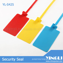 Pull Tight Plastic Seal with Large Label (YL-S425)