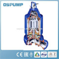 WQ series stainless steel non clog Submersible Pump made in china