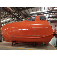 60 persons Solas Marine F.R.P. Totally enclosed lifeboat