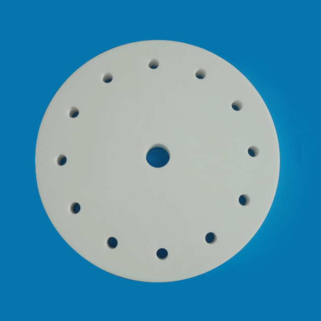 Zirconia ceramic disc