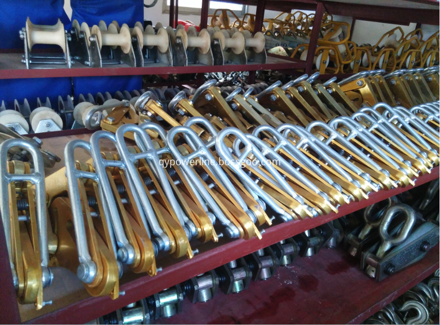 wire clamps