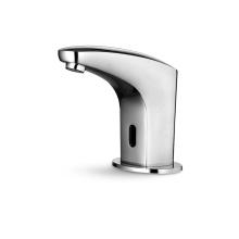 Robinet mitigeur automatique de salle de bain design moderne
