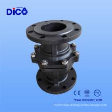 Válvula de bola do Wcb da carcaça de investimento com a almofada ISO5211 Mouting