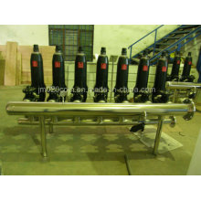 Filtre à disque Jy3-7 pour le traitement de l'eau souterraine