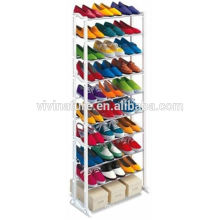 Best Shoe Rack Organizer Storage Bench Store up to 30 Pairs in Your Closet Cabinet