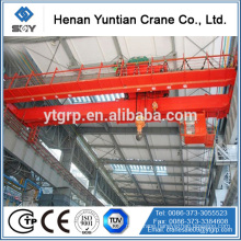 20 Ton Mobile Explosion Proof Double Girder Overhead Bridge Crane