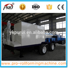 K type ACBM120 arch roof forming machine